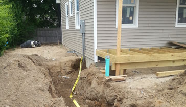 residential electrician, new construction wiring long island